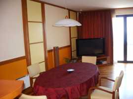 """Large apartment for rent in Sofia, """"Izgrev"""", Interpred, Bulgaria, Sofia. Apartment near metro station in Izgrev. 3-bedroom apartment with fitness, sauna, conservatory, garage, parking space., Bulgaria"""